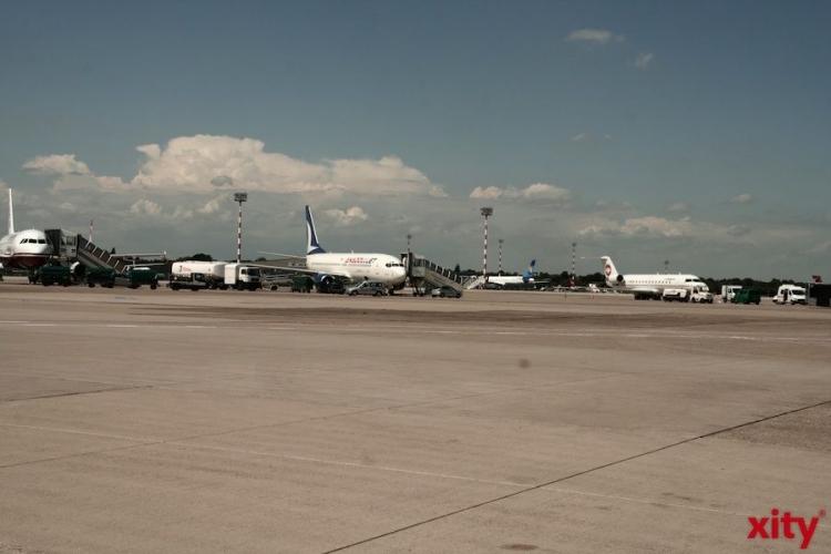 Aktualisierte Gutachten zur Kapazitätserweiterung am Düsseldorf Airport beim Ministerium vorgelegt (Foto: xity)