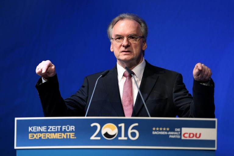 Haseloff: Verlauf des Brüsseler Gipfels nicht wahlentscheidend (© 2016 AFP)