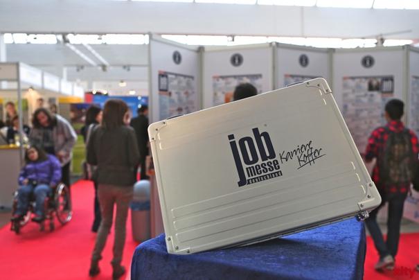 """Neunte Auflage der """"jobmesse Düsseldorf"""" am kommenden Wochenende (Foto: xity)"""