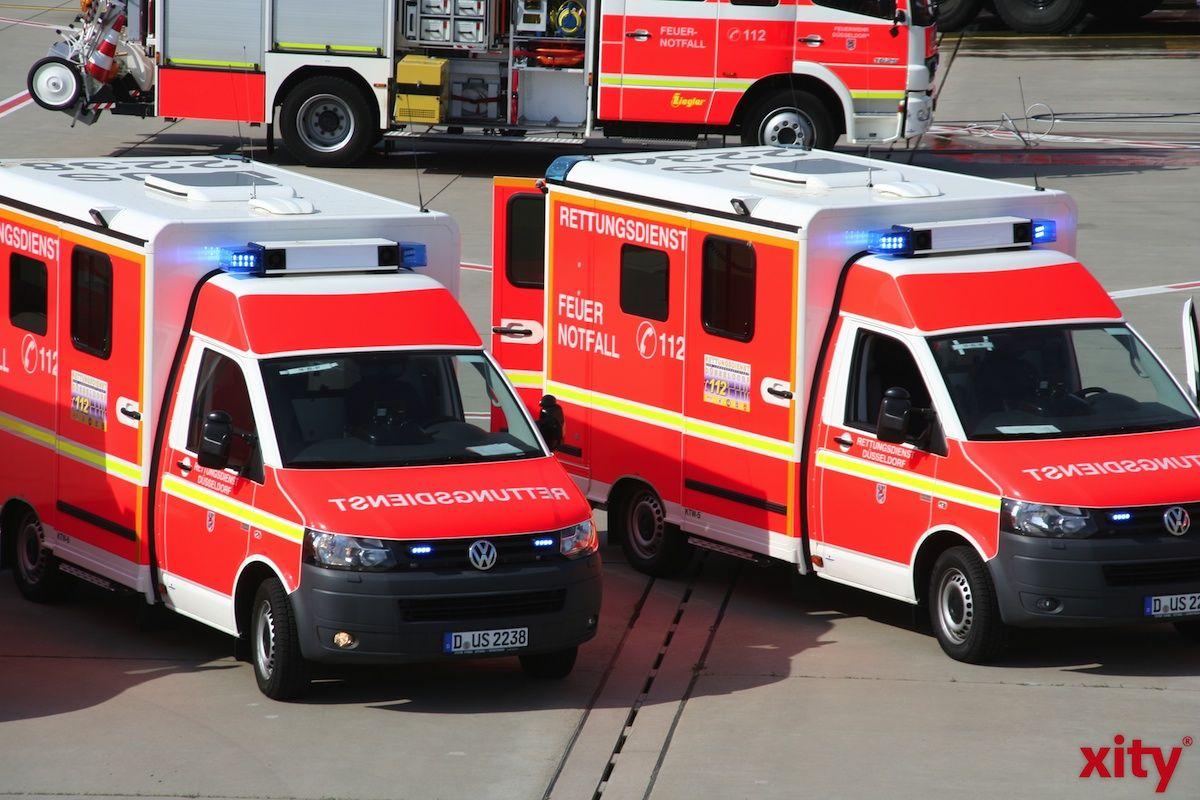 Umfrage: Rettungsdienste brauchen in Deutschland oft zu lange(Foto: xity)