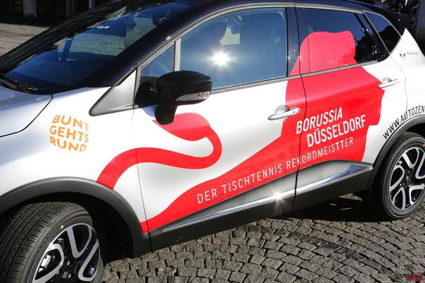 """Bei den Special Olympics in Neuss wird Borussia Düsseldorf mit seinem Integrationsprojektes """"Bunt gehts rund"""" dabei sein (Foto: xity)"""