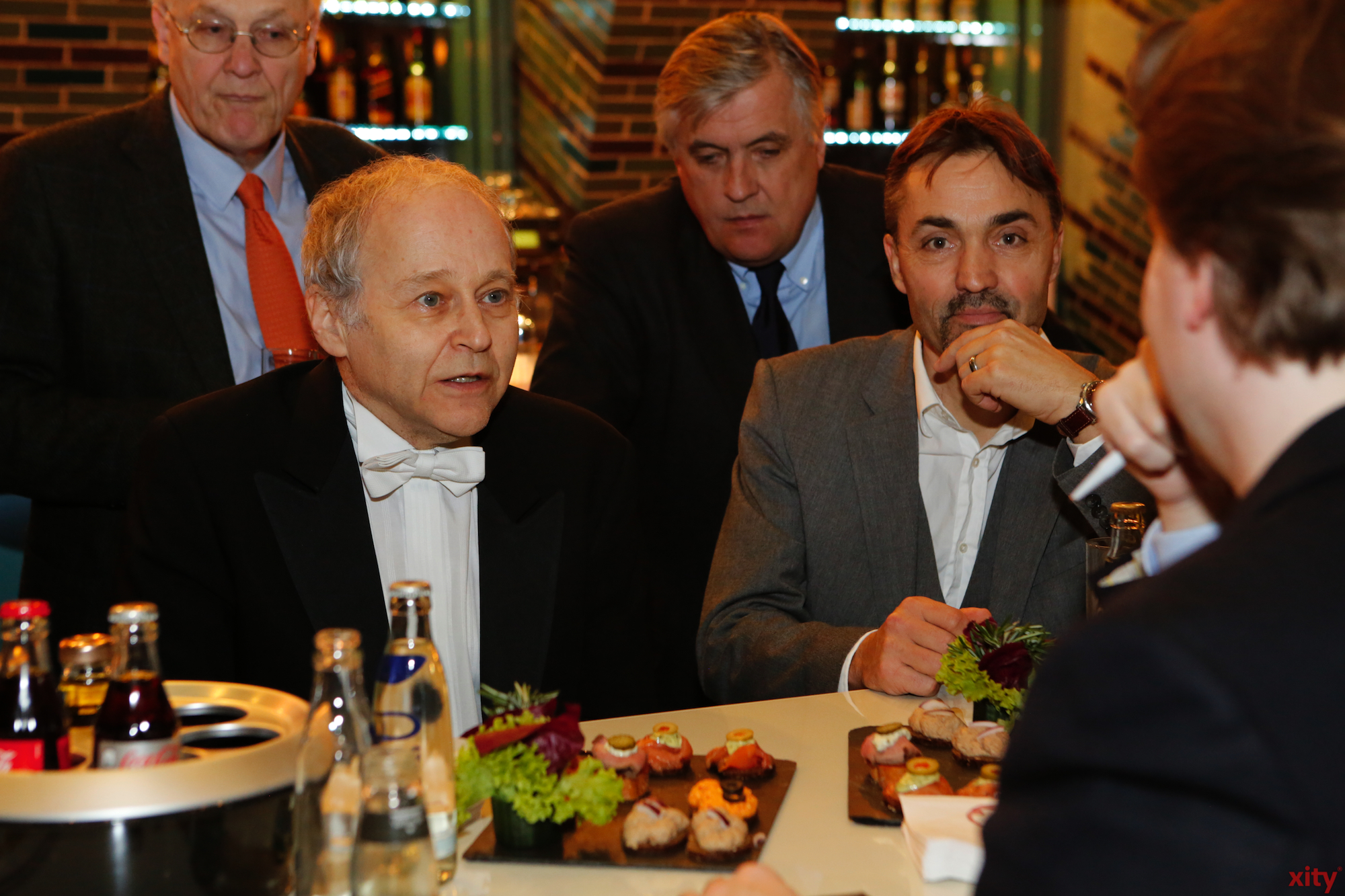 Adam Fischer (l.) und Dr. Stefan Krieger (Foto: xity)