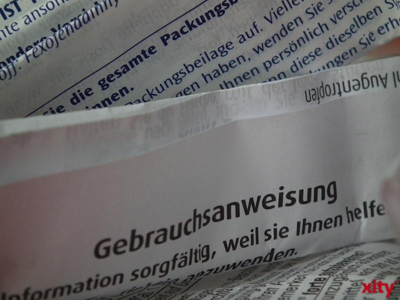 Scheidenpilz nach Anibiotika-Behandlung (Foto: xity)