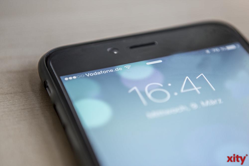 Beim Mobilfunkanbieter Vodafone gibt es eine Störung (Foto: xity)
