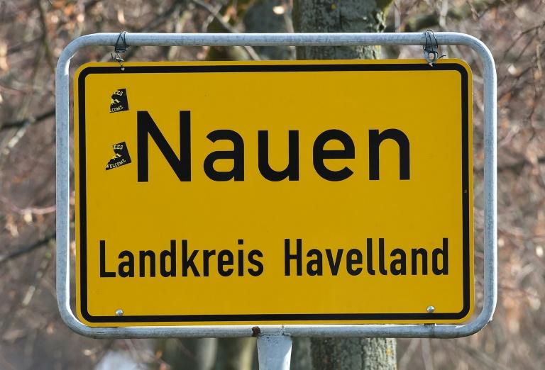 Möglicherweise erneut Brandanschlag auf Flüchtlingsunterkunft in Nauen (© 2016 AFP)