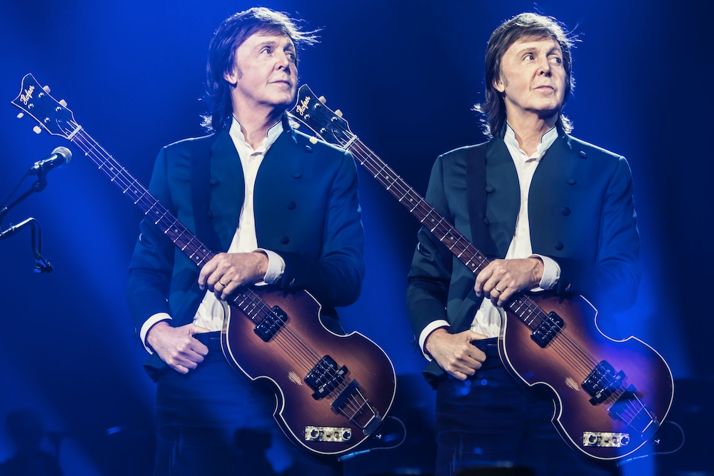 Paul McCartney kommt nach Düsseldorf  (Foto: MPL Communications - MJ Kim)