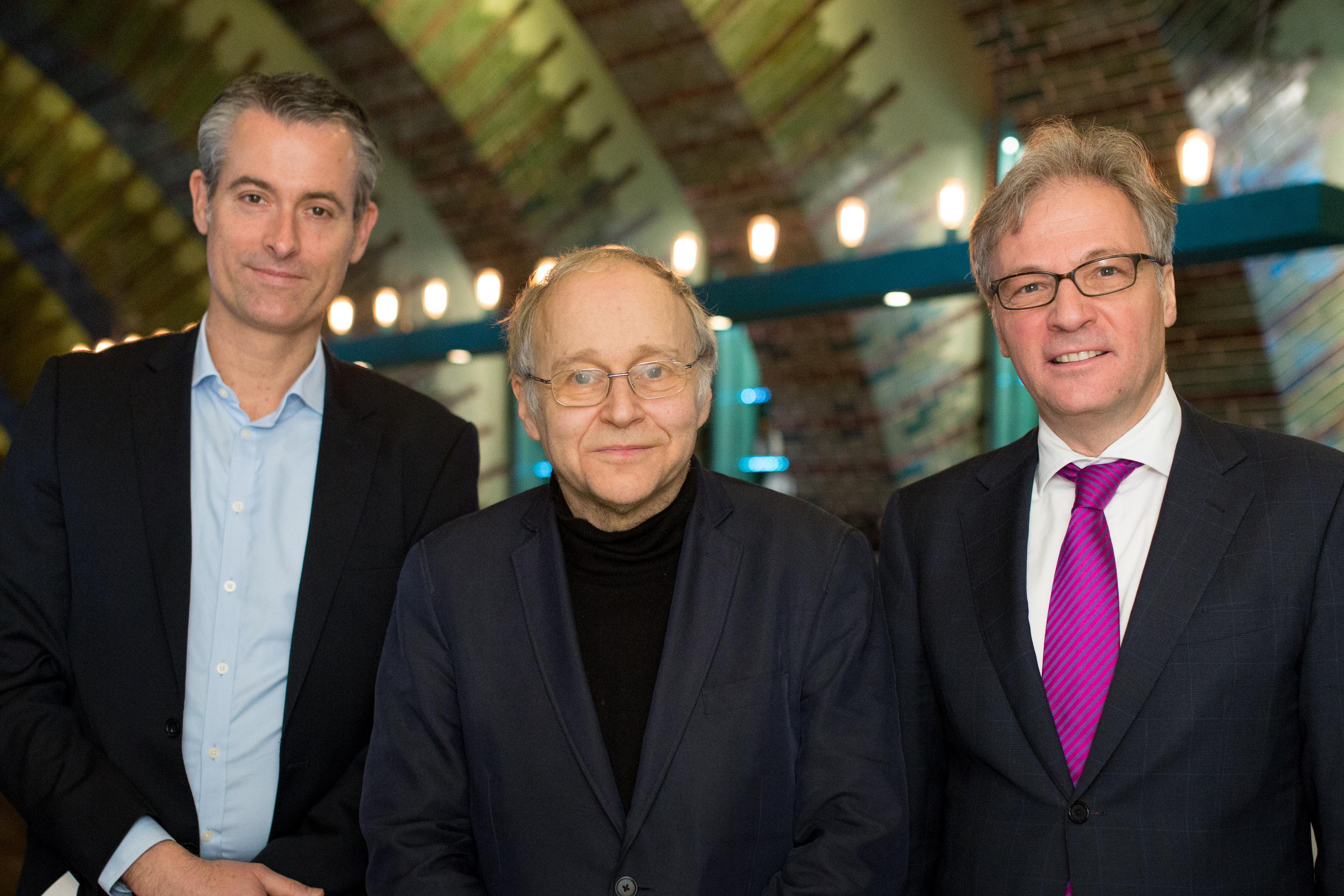 Jahrespressekonferenz der Tonhalle Düsseldorf (Foto: Susanne Diesner)