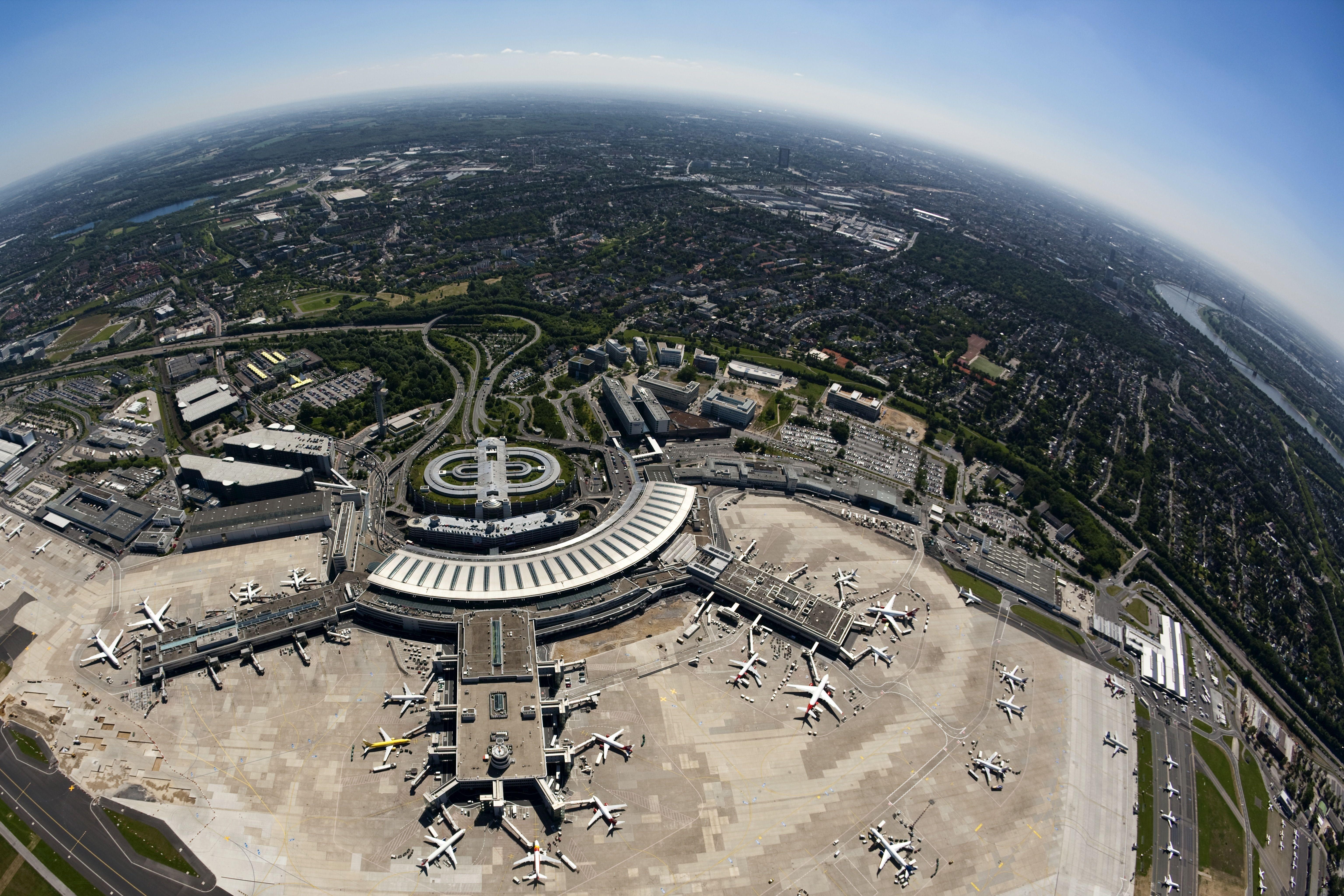 Kein Namenszusatz für den Düsseldorf Airport (Foto: Düsseldorf Flughafen)