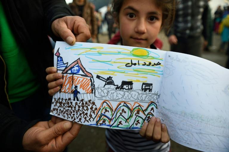 Steinmeier berät mit Außenminister-Kollegen über Syrien-Konflikt (© 2016 AFP)