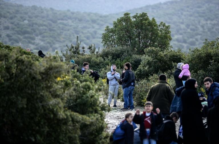 """WamS"": EU bereitet beschleunigte Flüchtlings-Auswahl vor (© 2016 AFP)"
