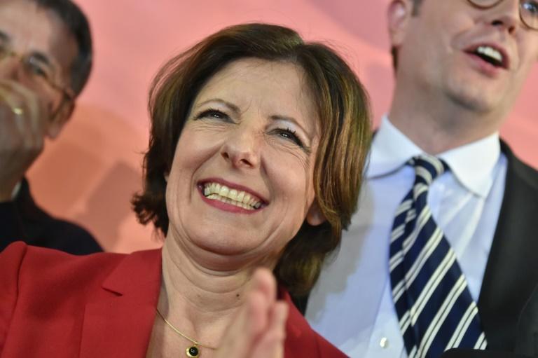Hochrechnung: SPD überraschend deutlich stärkste Kraft in Rheinland-Pfalz (© 2016 AFP)