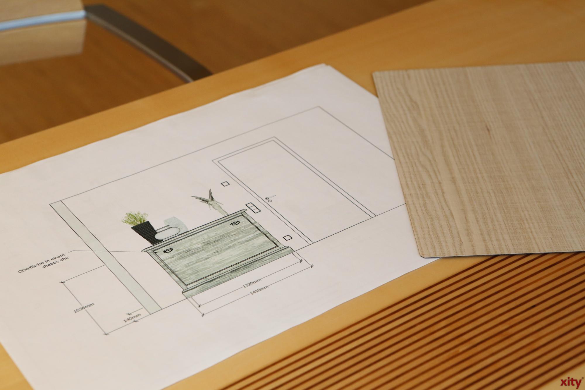 Die Planung und umsetzung ist das eine, der Verkauf das andere (Foto: xity)