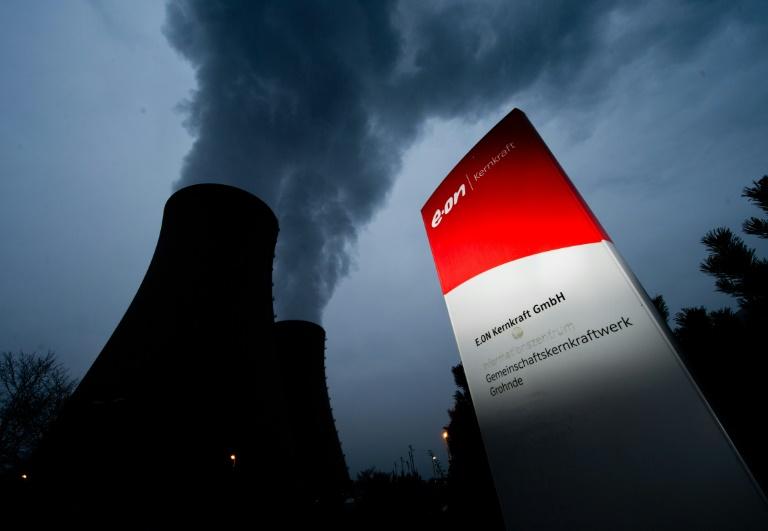 Karlsruhe verhandelt über Konzernklagen gegen Atomausstieg (© 2016 AFP)