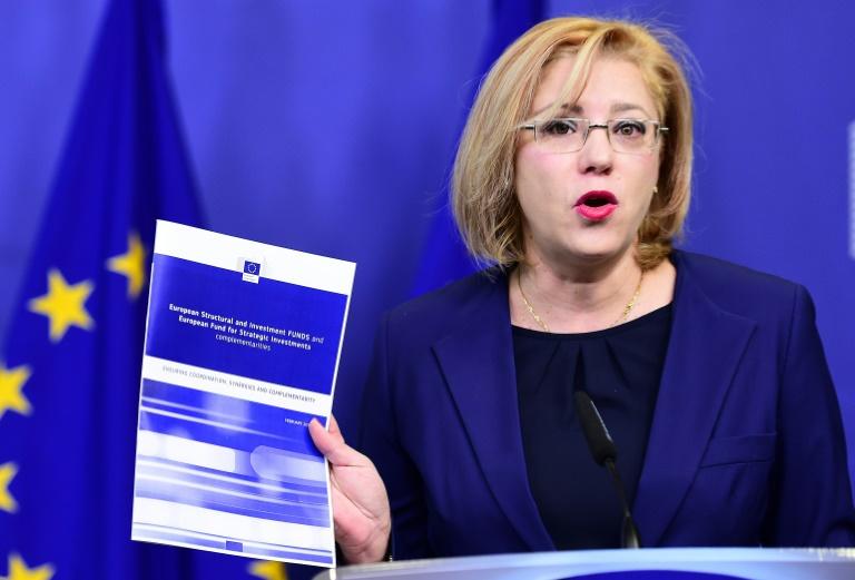 EU-Kommission will Fördergelder in Flüchtlingsintegration fließen lassen (© 2016 AFP)