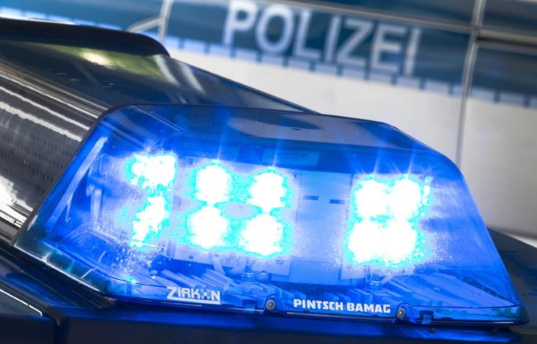 Sprengsatz in fahrendem Auto in Berliner Berufsverkehr detoniert (© 2016 AFP)