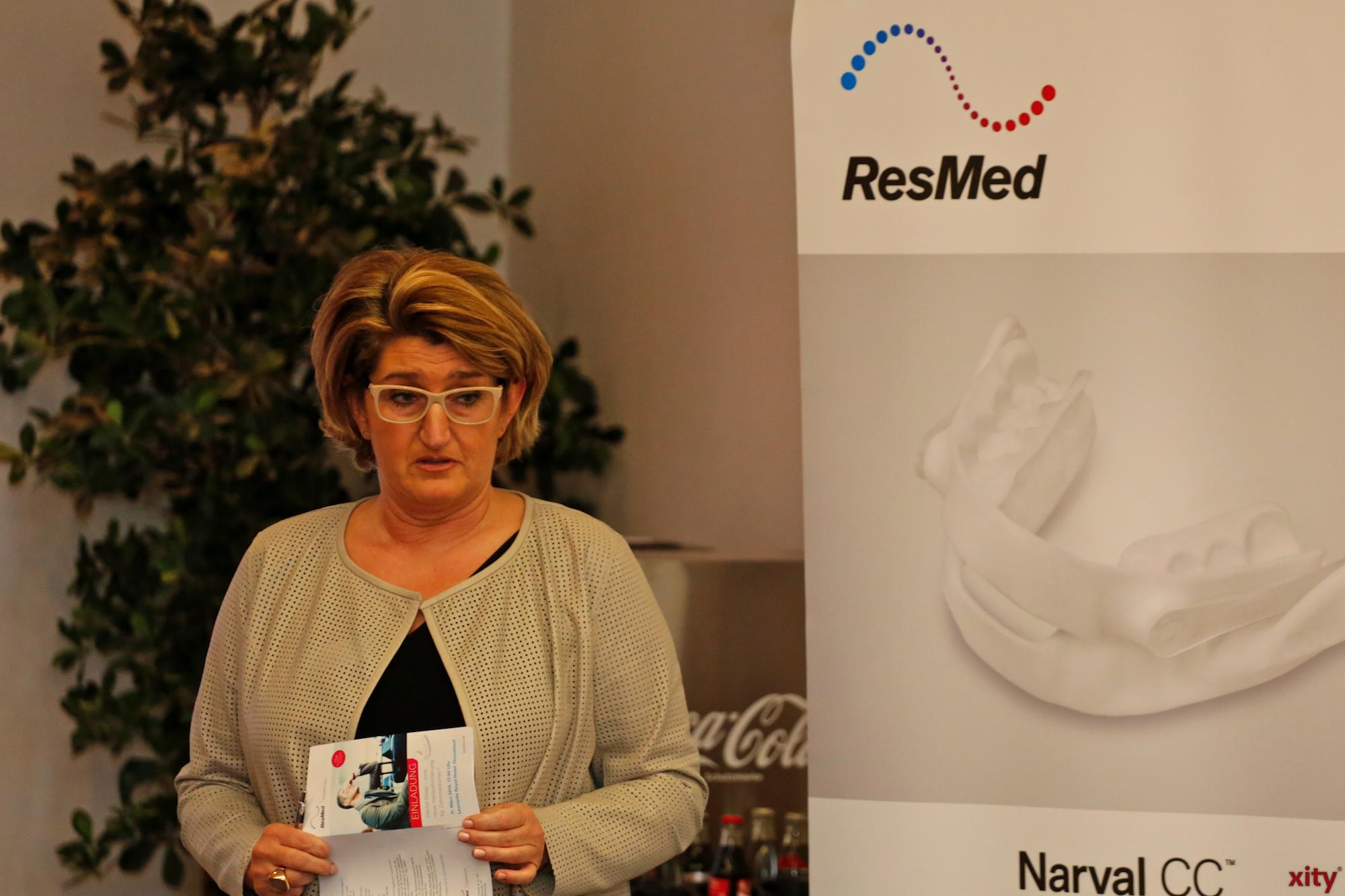 Organisiert wurde die Veranstaltung von der Firma ResMed(Foto: xity)