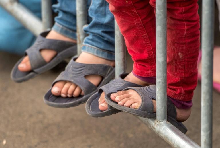 Ministerium will Frauen und Kinder in Asylheimen besser schützen (© 2016 AFP)