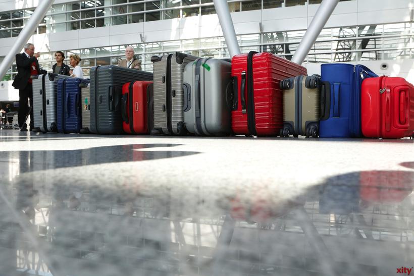 Koffer: Material abhängig vom Verkehrsmittel wählen (Foto: xity)