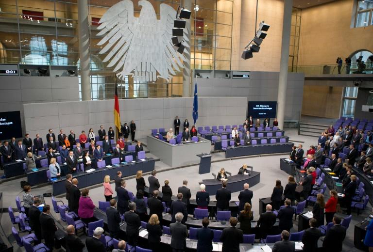 Bundestag stimmt über deutschen Einsatz in Somalia ab (© 2016 AFP)