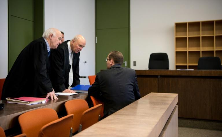 Acht Jahre Haft im Spionageprozess gegen früheren BND-Mitarbeiter (© 2016 AFP)