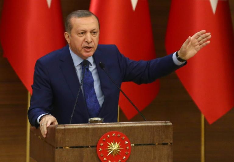 """Bundestagsabgeordnete in """"großer Sorge"""" um Pressefreiheit in der Türkei (© 2016 AFP)"""