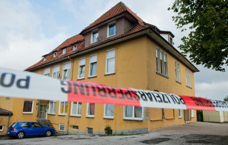 Lange Haftstrafen wegen Brandanschlag auf Flüchtlingshaus in Salzhemmendorf (© 2016 AFP)