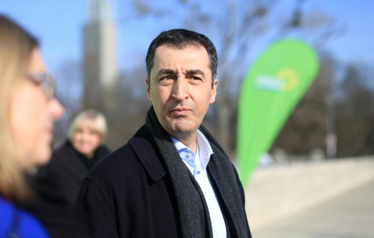 Özdemir nennt Bedingungen für Schwarz-Grün im Bund (© 2016 AFP)