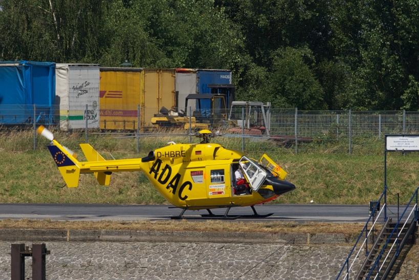 Ist ein Rettungshubschrauber im Anflug, zählt jede Sekunde, um Menschen zu retten (Foto: xity)
