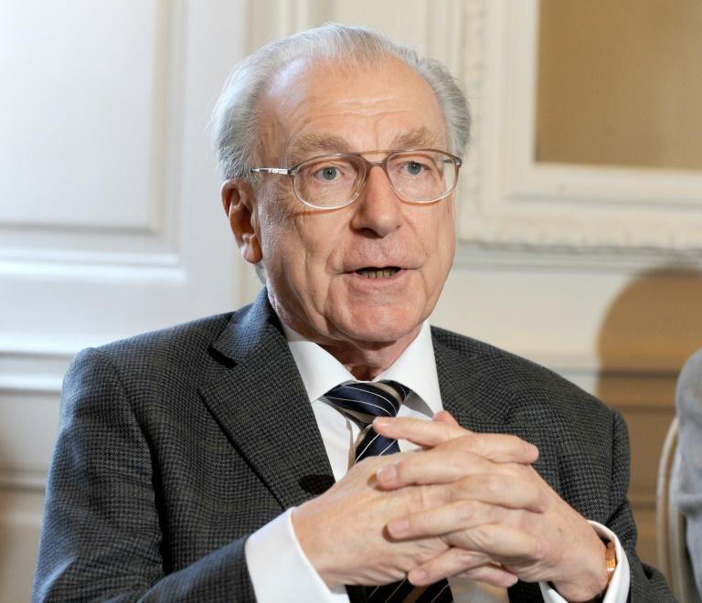 Früherer baden-württembergischer Ministerpräsident Lothar Späth gestorben (© 2016 AFP)