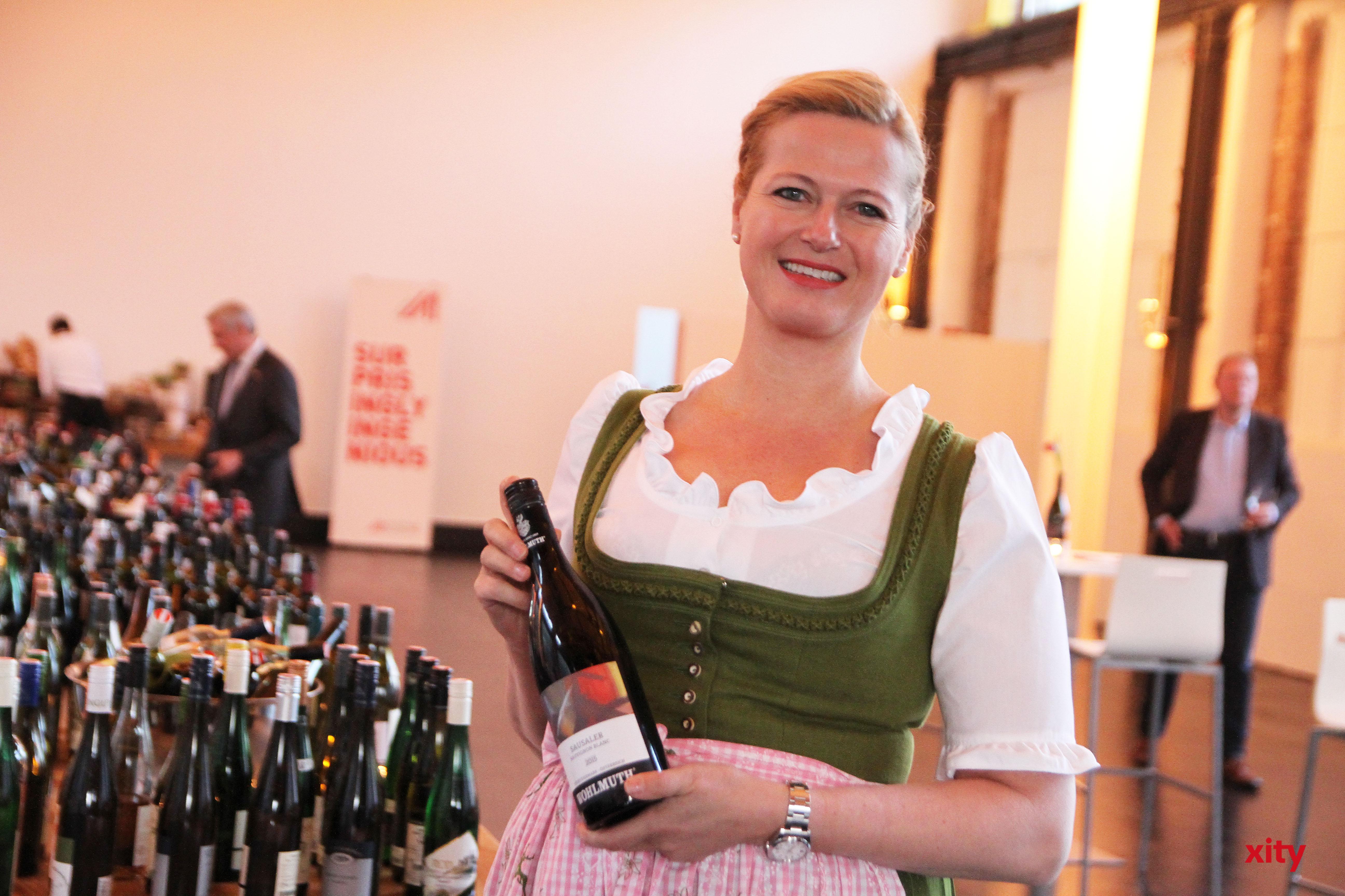 Christina Wentz von der Österreichischen Handelsdelegation(Foto: xity)