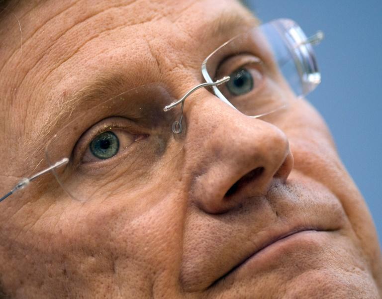 Früherer FDP-Chef Westerwelle gestorben (© 2016 AFP)
