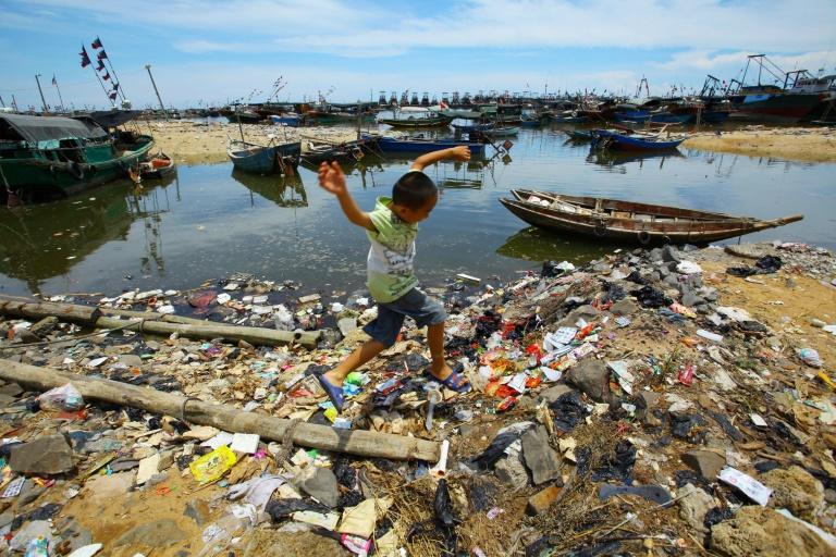 Bund und Länder wollen mehr tun gegen Müll im Meer (© 2016 AFP)