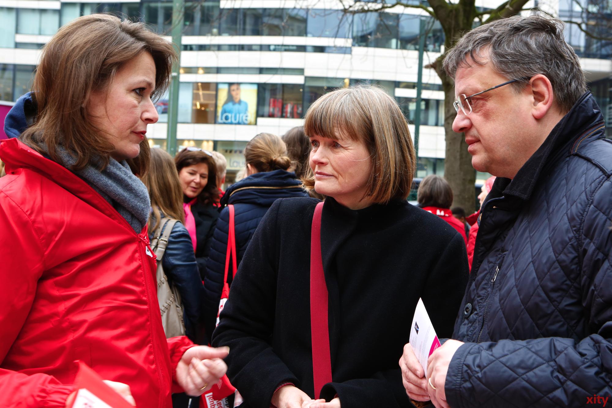 Auch Andreas Rimkus (r.) setzte sich für die Gleichberechtigung ein(Foto: xity)
