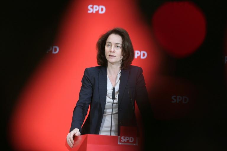 SPD feiert Aufstockung von Bundeshaushalt als Erfolg (© 2016 AFP)
