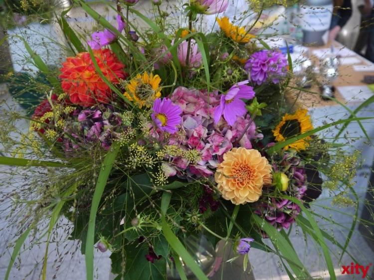 Geschützte Blumen im Osterstrauß sind tabu (Foto: xity)