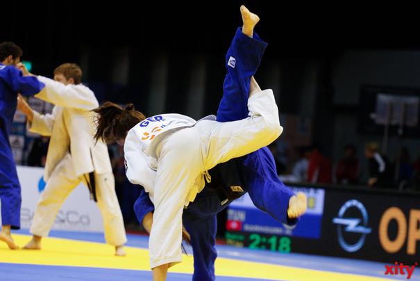 Junge Judoka aus Düsseldorf über Ostern zu Gast in der Partnerstadt Haifa (Foto: xity)