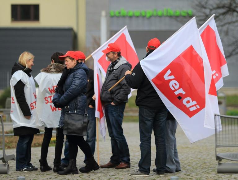 Kommunen attackieren vor erster Tarifverhandlungsrunde Gewerkschaften (© 2016 AFP)