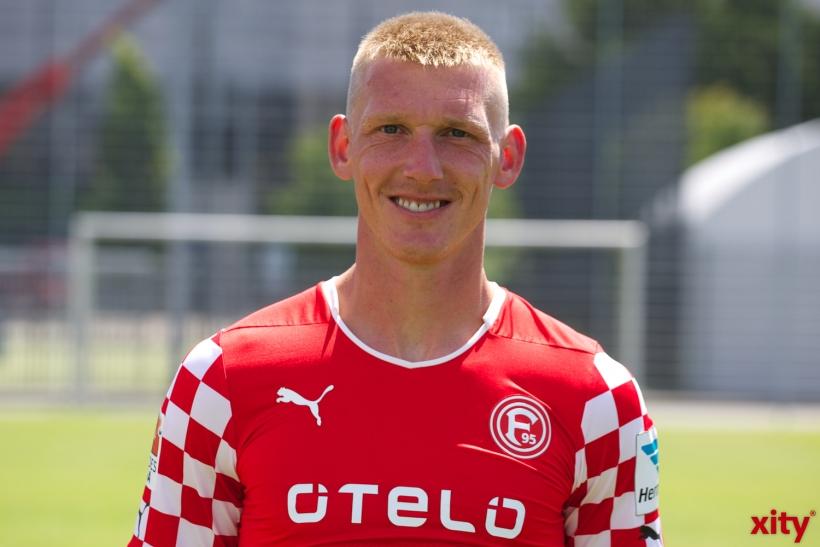 Fortuna Düsseldorf und Axel Bellinghausen haben sich gemeinsam auf eine Vertragsverlängerung geeinigt (Foto: xity)