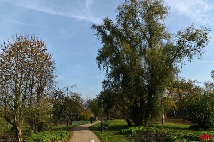Osterferien: Gartenamt lädt zu Führungen ins Grüne (Foto: xity)