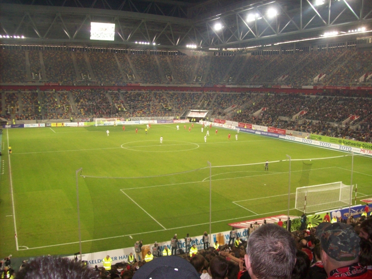 Die Deutsche Fußball Liga DFL hat die Spieltage 30 bis 34 der 2. Bundesliga terminiert (Foto: xity)