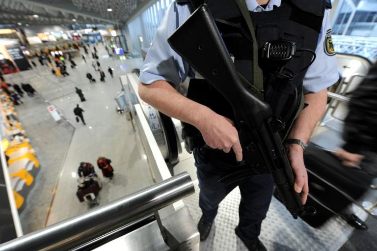 Polizeigewerkschaft fordert massive Investitionen in Sicherheit (© 2016 AFP)