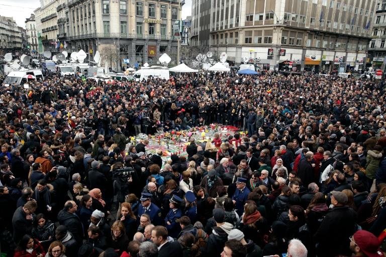 Polizei: Möglicherweise Aachenerin bei Anschlägen in Brüssel getötet (© 2016 AFP)
