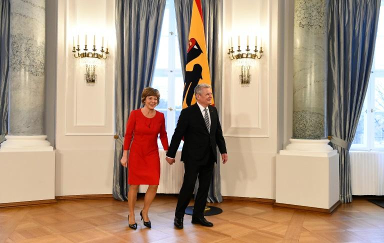 Gaucks Lebensgefährtin Schadt liebäugelt mit Rückkehr in den Journalismus (© 2016 AFP)