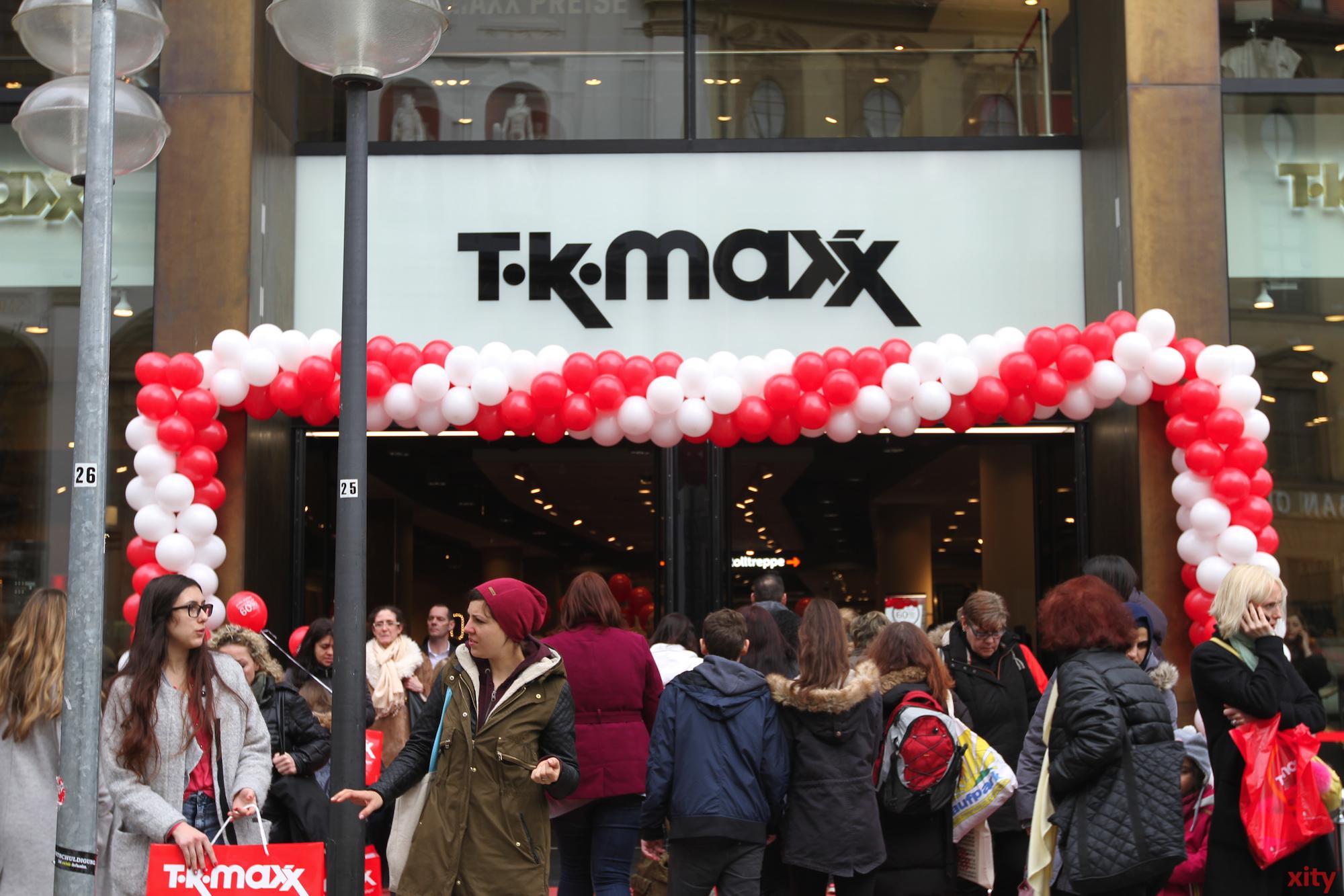 5.000 qm Shoppingparadies (Foto: xity)
