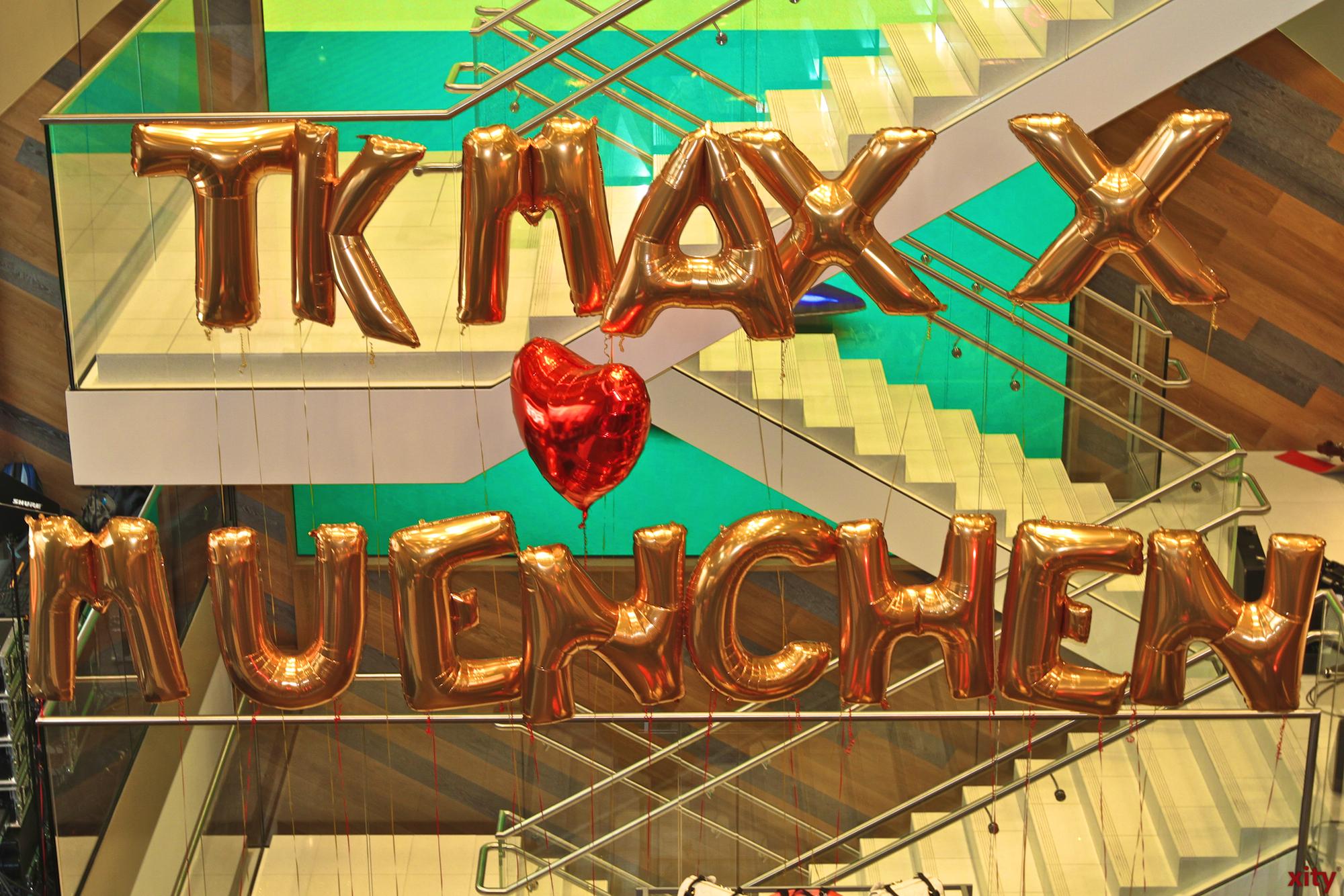 viel filiale tk maxx