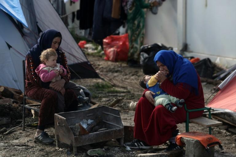 Zeitung: Zahl ankommender Migranten geht weiter zurück (© 2016 AFP)