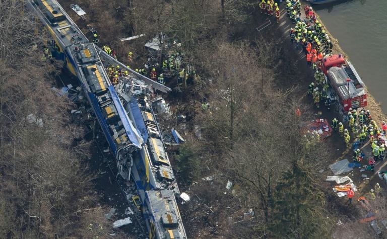 Zeitung: Fehler des Fahrdienstleiters verursachten Zugunglück von Bad Aibling  (© 2016 AFP)