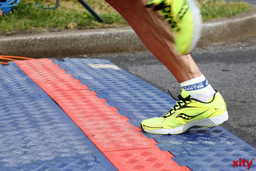 Material und Sohle von Sportschuhen sollten zur jeweiligen Bewegung passen (Foto: xity)