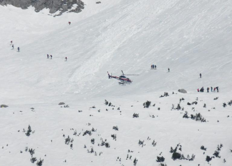 Fünfjährige Deutsche nach Skiunfall in Tirol gestorben (© 2016 AFP)