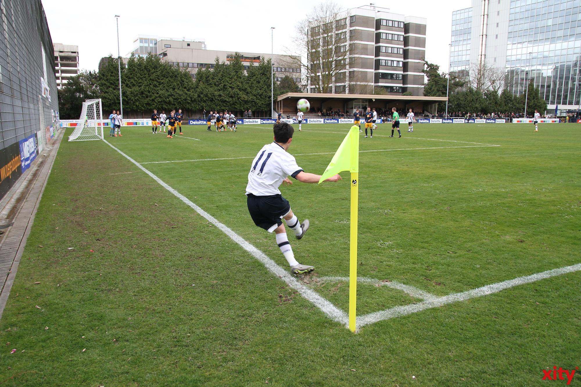 Am Osterwochenende fand in Düsseldorf die U19 Champions Trophy statt (Foto: xity)